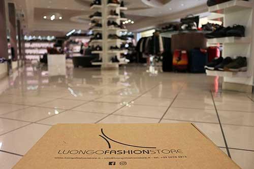 Luongo Fashion Store (Vallo della Lucania) - Interno