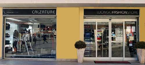 Luongo Fashion Store (Vallo della Lucania) - Esterno