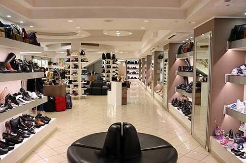 Luongo Fashion Store - Vallo della Lucania (Interno)