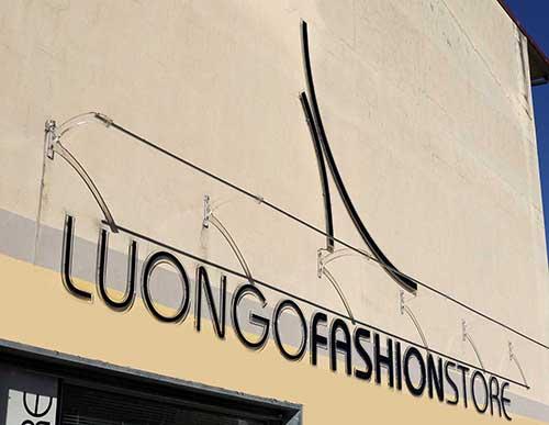 Luongo Fashion Store (Vallo della Lucania) - Esterno strada